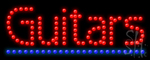 Guitars Led Sign