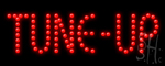 Tune Up Led Sign