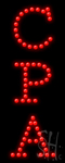 Cpa Led Sign