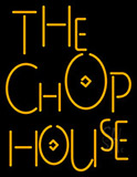 The Chop House Neon Sign