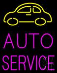 Auto Service Neon Signs