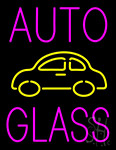 Auto Glass Neon Signs