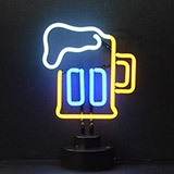 Beer Mug Sculpture Neon Sculpture