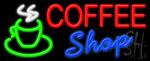 Coffee Shop Neon Sign