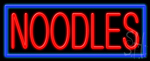 Noodles Neon Sign