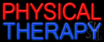 Physical Therapy Neon Sign