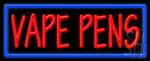 Vape Pens Neon Sign