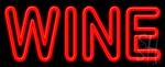 Wine Neon Sign