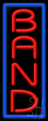 Band Neon Sign