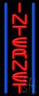 Internet Neon Sign
