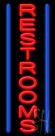 Restroom Neon Sign