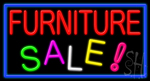 Furniture Sale LED Neon Sign