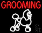 Grooming Neon Sign