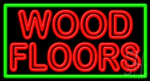 Wood Floors LED Neon Sign