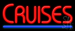 Cruises Neon Sign