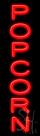 Popcorn Neon Sign