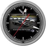 Corvette C7 Heritage 20 Inch Neon Clock