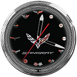 C7 Stingray 20 Inch Neon Clock