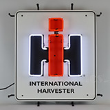 International Harvester Neon Sign
