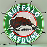Gas - Buffalo Gasoline Neon Sign