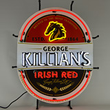 Millercoors - Killians Irish Red Neon Sign