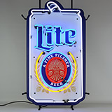 Millercoors - Miller Lite Beer Can Neon Sign
