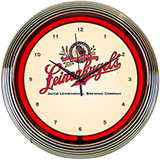 Leinenkugels Beer Neon Clock
