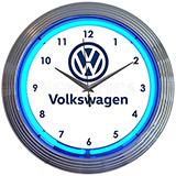 Volkswagen Neon Clock