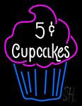 Cupcake Dessert Neon Signs