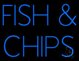 Fish & Chips Neon Signs