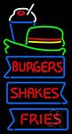 Shakes Dessert Neon Signs