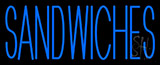 Sandwiches Neon Sign