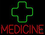 Medicine Neon Sign