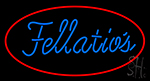 Fellation Neon Sign