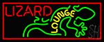 Lizard Lounge Neon Sign