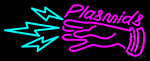 Bioshock Plasmids Neon Sign