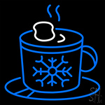 Coffee Cup Neon Sign