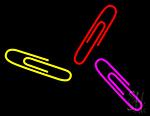 Colourful Imhood Neon Sign