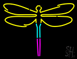 Dragonfly Neon Sign