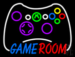 Game Room Xbox Controller Neon Sign