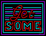 Get Some Neon Sign
