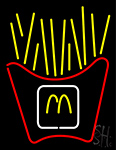 Mcdonalds French Fries Neon Sign