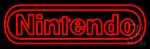 Nintendo Logo Neon Sign