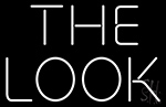 The Look Neon Sign
