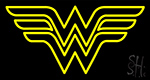 Wonder Woman Neon Sign