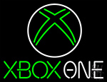 Xbox One LED Neon Sign