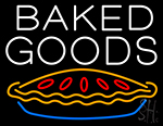 Baked Goods Neon Sign