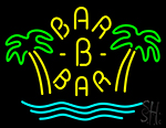 Bar B Bar Neon Sign