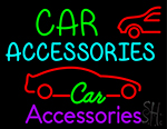 Car Accessories Neon Sign
