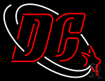 Dg Logo Neon Sign